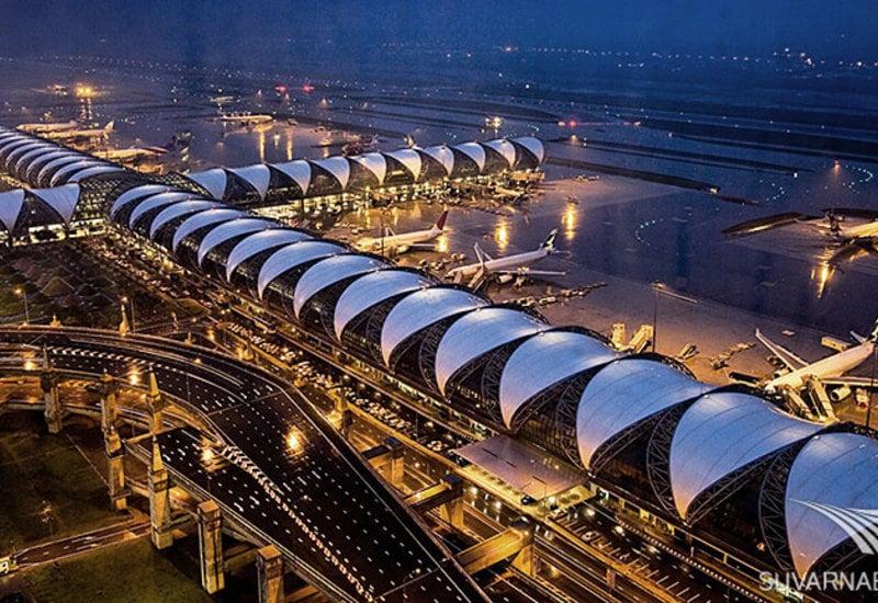 Flughafen Bangkok