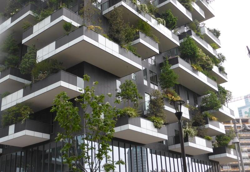 Hotel – Bosco Verticale – Milano