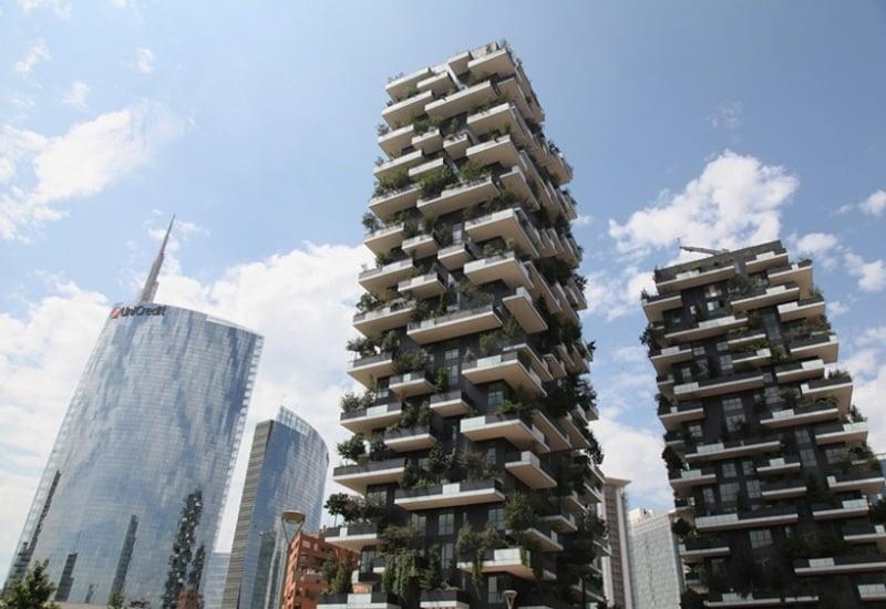 Hotel - Bosco Verticale - Milano