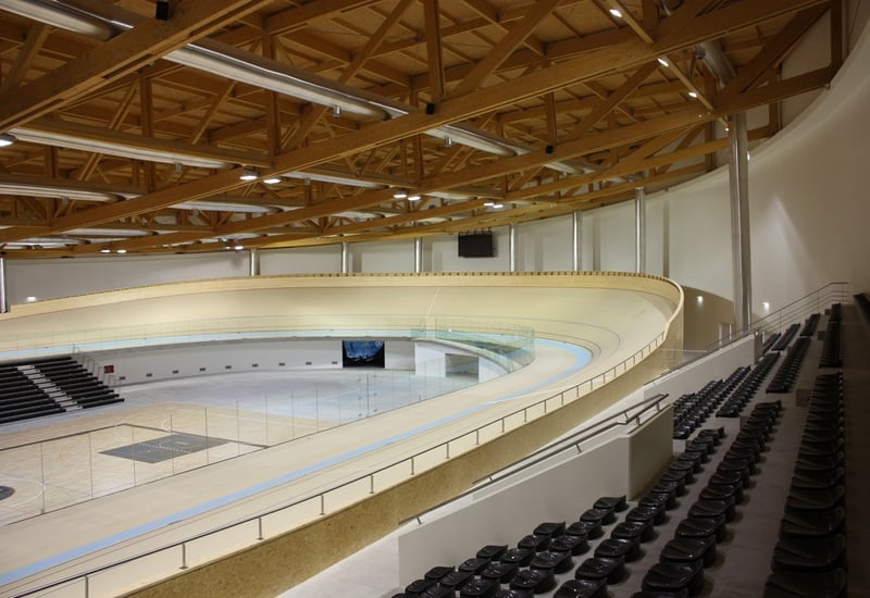 Velodrome in Portugal