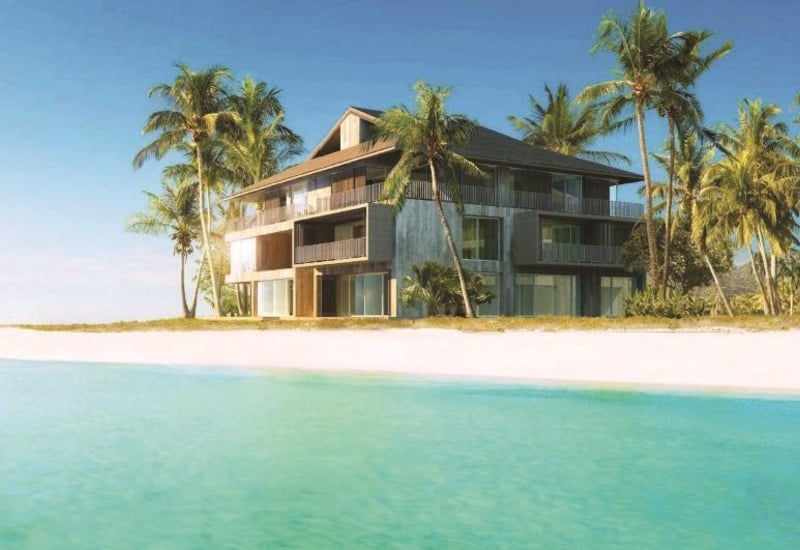 Holiday accommodation in the Turks & Caicos