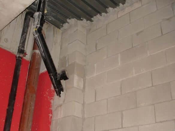 Quali sono gli elementi separanti non portanti in muratura?