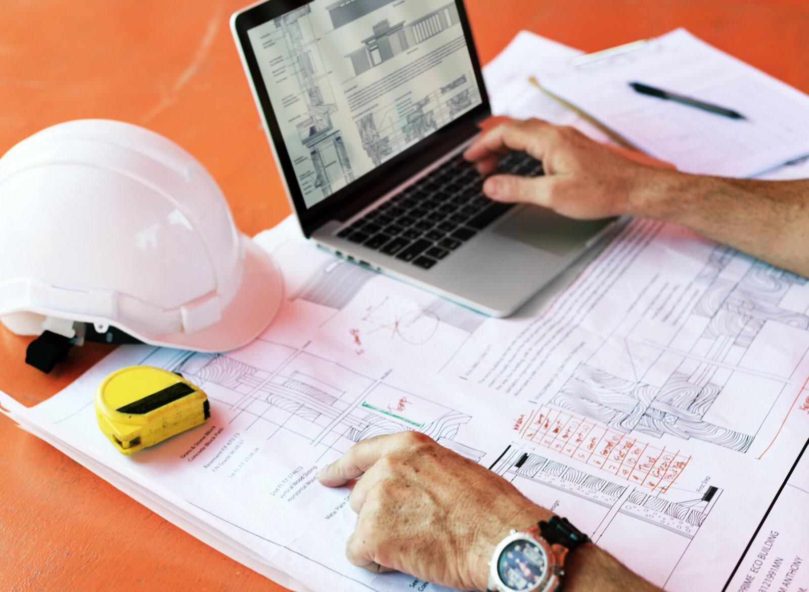 blueprint-architect-career-structure-construction-concept