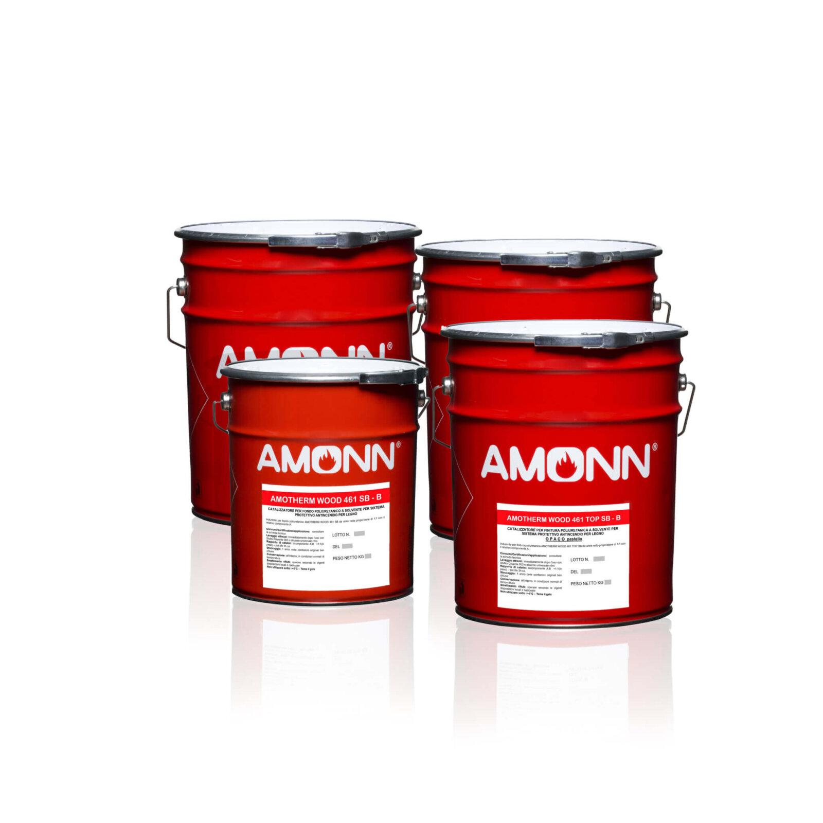 Amotherm - Amotherm Wood 461 SB
